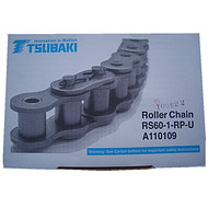 TSUBAKI椿本滚子链RS60-1日本椿本链条原装现货供应