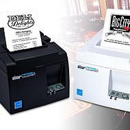STAR TSP143III WIFI热敏打印机