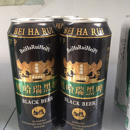 贝哈瑞黑啤啤酒易拉罐啤酒