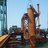 广东汕尾螺旋管 钢板卷管 打钢桩厂家直销