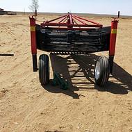 华锐农机 板蓝根药材收获机