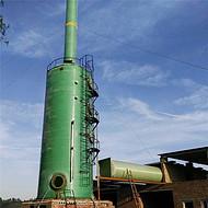 锅炉废气脱硫玻璃钢塔废气处理塔净化废气吸收塔