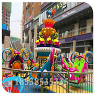 儿童娱乐设备赚钱项目蓝色星球广场游乐设备户外拓展儿童游乐设施