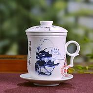 陶瓷茶杯厂家定制