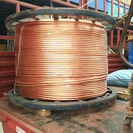 北京TJ-120mm平方镀锡铜绞线
