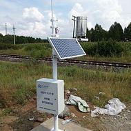 降雨量实时监测系统 联网式雨量记录仪 野外雨量监测仪