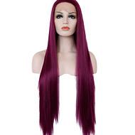 化纤假发,前蕾丝化纤假发,青岛假发,可接受任何化纤假发款式定制