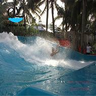 广州沁洋水上乐园设备厂家设计定制人工造浪设备造浪机人造海浪池