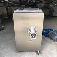 厂家直销全自动冷鲜肉绞肉机 保质保鲜 不锈钢材质