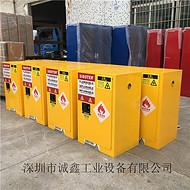 剧毒药品防爆柜 毒品柜12加仑化学品柜