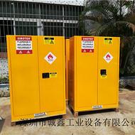 防爆柜酒精电池储存柜4加仑防火安全柜耐腐蚀化学品柜