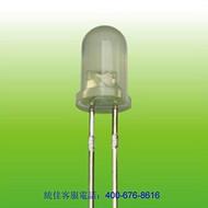 统佳 5mm圆头雾状灯珠 全部采用进口原材料及精细严谨的台湾制程