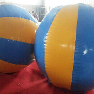 充气大球趣味运动会道具运转乾坤球户外拓展道具器材出租