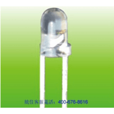 统佳 红外线3mm发射管圆头透明 全部采用进口原材料及精细严谨的台湾制程