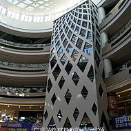 广京欧佰铝板冲孔网板厂家 按孔径大小规格定制生产