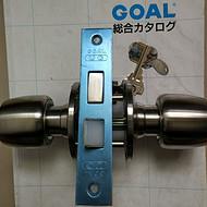 GOAL球型锁UC-5Q11S单位办公室门锁工厂门锁GOAL UC