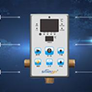 太阳能热水器智能恒温混水阀自动上水3秒混水控制器