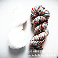 供应德科 丙纶改性纤维束滤料  优质纯白涤纶纤维束滤料