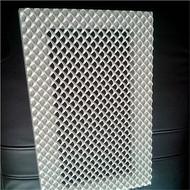 温州拉伸网单板尺寸 外墙铝网板厂家直销