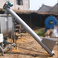 设计生产不锈钢绞龙输送机 多用途螺旋提升机厂家