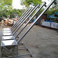 生产螺旋提升机厂家 管式螺旋提升机定制