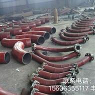辽宁本溪陶瓷弯头耐磨管道厂家直销处、15606355117热线