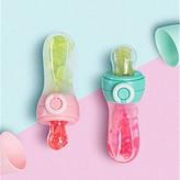 雪卡儿sharecare婴儿迷你硅胶多功能辅食器宝宝喂食器餐具挤压喂养器工具