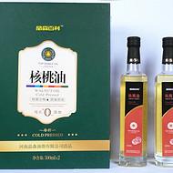 不含塑化剂核桃油生产厂 中秋团购 厂家大量出售 河南晶森油脂有限公司