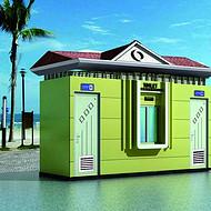 漯河周口驻马店移动环保厕所厂家-装配式厕所-乾通环保