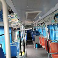 提供长沙公交车拉手广告投放一站式服务