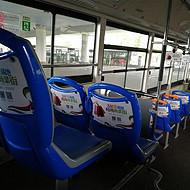 长沙公交车座椅广告投放--长沙公交广告投放不二之选