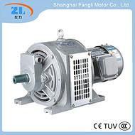 厂家直销上海左力电机YCT-250-4B调速电动机三相异步电机22KW电机