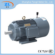 厂家直销上海左力YEJ225M-2电机45kw三相电磁异步制动电动机