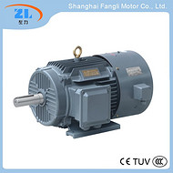 厂家直销上海左力YVF-200L2-2变频电动机37KW变频调速电动机