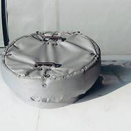 柔性可拆卸式保温组件
