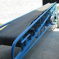 福州裙边格挡输送机应用情况 10米长输送机视频 y8