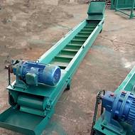 热销板式给料机 倾斜链式刮板机定制厂家