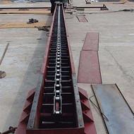 大型刮板機供應商 來電谘詢 鑄石板刮板機組成