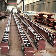 儒圣多功能刮板输送机 定制链条刮板机厂家