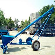 多型号绞龙提升机定制 移动式螺旋提升机价格Ljy8