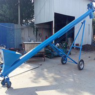 多型号玉米上料螺旋提升机厂家 加工螺旋提升机Ljy8