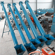 生产水平粉料螺旋提升机Ljy8
