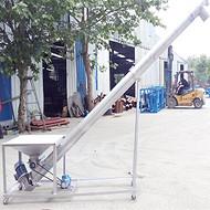 可调速螺旋提升机 优质移动式螺旋提升机价格Ljy8
