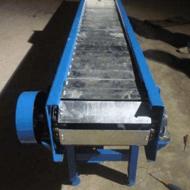 鏈板分揀輸送機定製 多用途鏈板輸送機 皮帶輸送機
