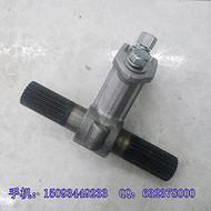 323螺旋中吊轴 铝合金材质螺旋输送泵吊轴花键套总成