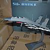 苏30战斗机模型合金高仿真飞机模型批发定制