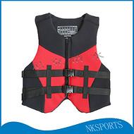 高浮力防护漂流救生衣EPE高档订制皮划艇背心浮力衣海上漂浮衣