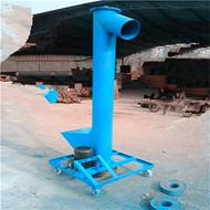 阳泉按需定做4米长可调高低螺旋输送机88
