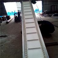 性能稳定移动式输送机 太原促销8米长固定式裙边输送机