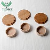 供应 优质 化妆瓶实木瓶盖 玻璃瓶木盖 茶叶盖 木瓶盖 酒瓶盖
